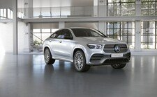 GLE 400 d 4MATIC купе