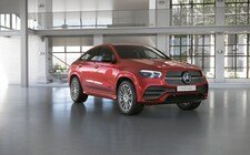 GLE 350 d 4MATIC купе