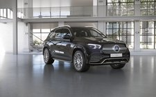 GLE 400 d 4MATIC