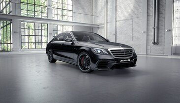 S 63 AMG 4MATIC
